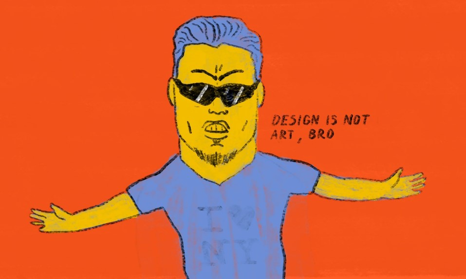 Art and Design: Can You Design Art?